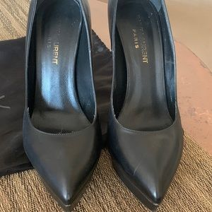 Saint Laurent Janis Pump